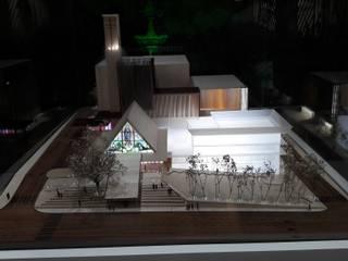 Iglesia  de Guadalupe:  de estilo  por Proyectart