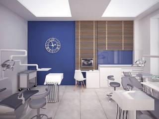 Clinics by STUDIO 180°, Mediterranean