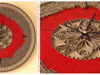 Oh my clock !:  de style  par Karton de Breizh