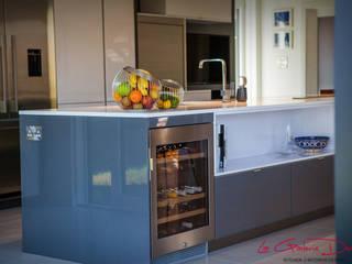 Barford Village, Warwickshire:  Kitchen by La Galerie Design Studio