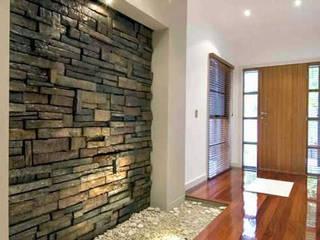 Acabados para interiores : Paredes y pisos de estilo  por Spazio3Design
