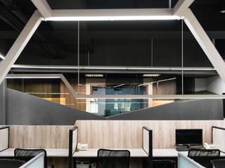 Office buildings by 拾雅客空間設計,