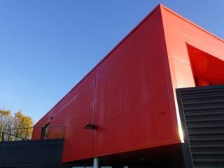 PORTFOLIO Maisons industrielles par ALFA Architecture Industriel