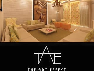 Architecture and Interior Designer in Delhi NCR: modern  by The Art Effect,Modern