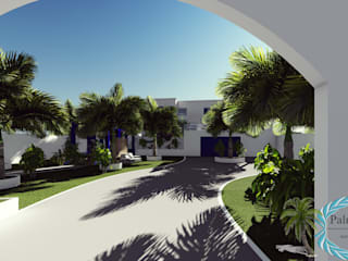 Taman Modern Oleh PALMA CONCEPT Modern