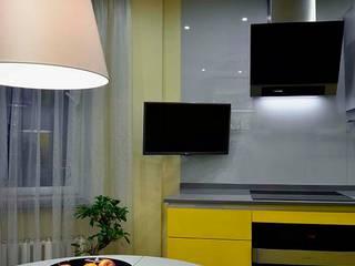 Nhà bếp phong cách tối giản bởi Архитектурная Мастерская Георгия Пряничникова Tối giản