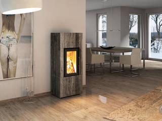 CB stone-tec GmbH Salon moderne Pierre