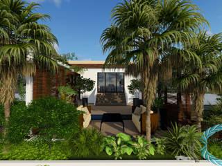 Balkon, Beranda & Teras Modern Oleh PALMA CONCEPT Modern