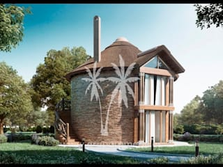 GRUPO ROMERAL Rumah Gaya Rustic