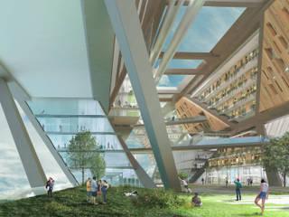 من Studio Bianchi Architettura حداثي
