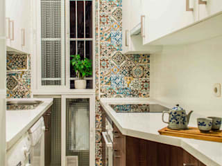 Renovación cocina de AMS decora