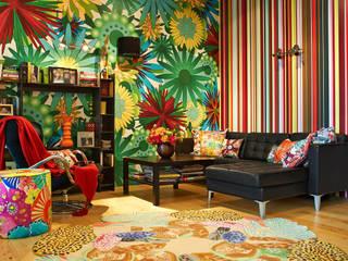 Tropische Kinderzimmer von Архитектор и дизайнер Михаил Топоров Tropisch