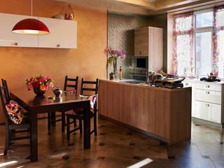 Tropische Küchen von Архитектор и дизайнер Михаил Топоров Tropisch