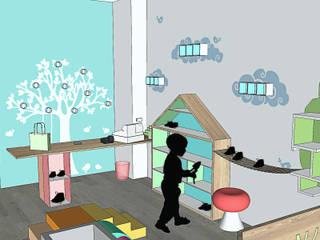 Magasin pour enfant par Sb Design Concept