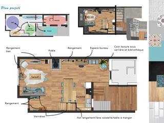 Rénovation - Maison par Sb Design Concept