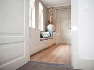 Overloop - Landelijk Chique:   door Wood Creations
