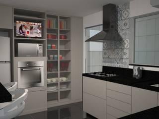 Kitchen by Anna de Matos - Designer de Ambientes e Paisagismo