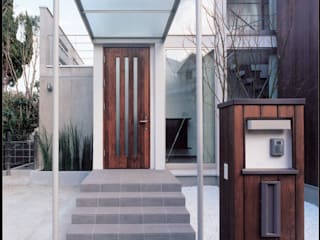 和モダンの隠れ家+本格的オーディオルーム の 豊田空間デザイン室 一級建築士事務所 モダン