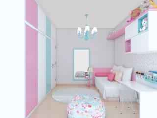 Modern Kid's Room by Anna de Matos - Designer de Ambientes e Paisagismo Modern
