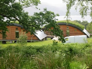 POD Retool architecture Country style house