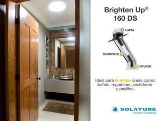 Iuminación de baño con Solatube :  de estilo  por Solatube