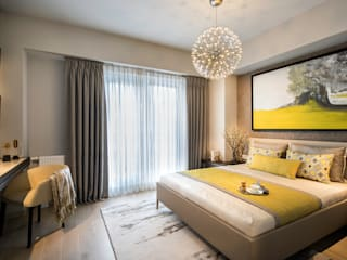 Ümit Okan Photography Modern style bedroom
