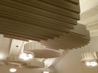 #AFM Gastronomia in stile moderno di ODA / Officina Di Architettura Moderno