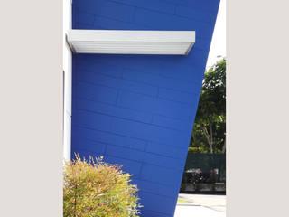 OMPI Complesso d'uffici moderni di Studio Pé - Pè Nicola architetto Moderno