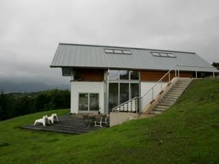 Long House Scandinavian style houses by Retool architecture Scandinavian