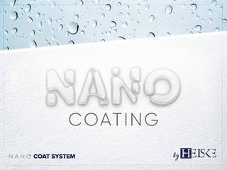 Nano Coating : Murs de style  par Helske France