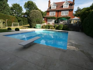 OUTDOOR POOL REFURBISHMENT No 5 Classic style pool by Tanby Swimming Pools Classic