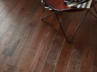 Solid Wood Flooring by Woodpecker Flooring Rustic