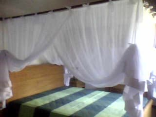 Mosquiteiros de Armação BedroomTextiles Tekstil White