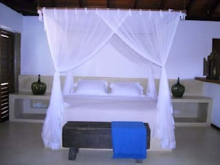 Mosquiteiros de Armação BedroomAccessories & decoration Tekstil White