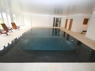 INDOOR POOL REFURBISHMENT No 4 Modern pool by Tanby Swimming Pools Modern