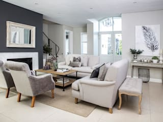 Living room by Salomé Knijnenburg Interiors, Classic