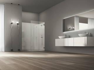 Simplicity is the new black Casas de banho modernas por Water Evolution Moderno