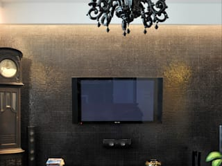 Moderne Wohnzimmer von Архитектор и дизайнер Михаил Топоров Modern