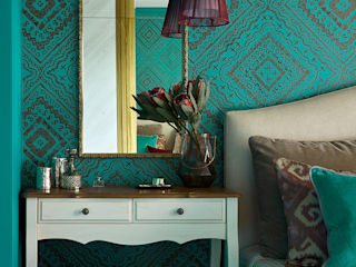 Eclectic style bedroom by Valery Design Eclectic