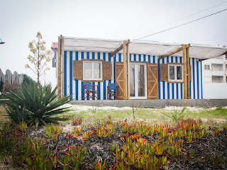 Casas  por Artglam - construção