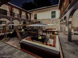 by FRANCO CACERES / Arquitectos & Asociados