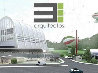 Proyectos Aeronáuticos. de TRES arquitectos