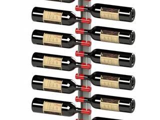 Garrafeiros - Adegas para Vinho Weinkeller Metall Schwarz