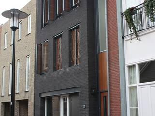 Modern houses by Architectenbureau Jules Zwijsen Modern