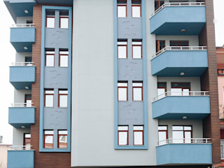 Casas estilo moderno: ideas, arquitectura e imágenes de Bilgece Tasarım Moderno