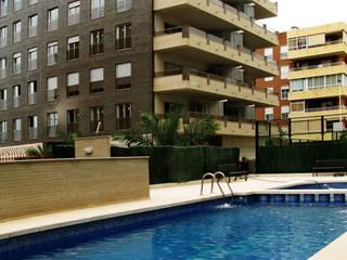 Pool by Vidal Molina Arquitectos, Modern