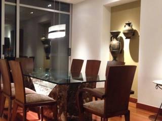 :  de estilo  por Dora Giraldo Diseño de Interiores