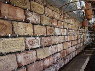 Doğaltaş Atölyesi Walls Bricks Brown