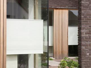 hoek oplossing: moderne Tuin door Jan Couwenberg Architectuur