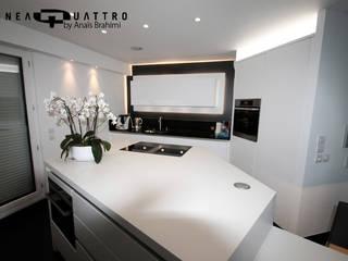 Paris, France Modern kitchen by La Galerie Design Studio Modern